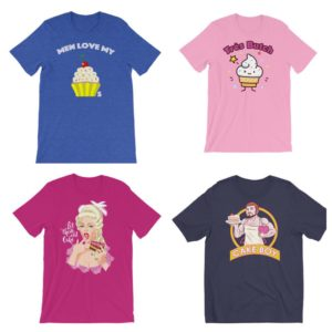 Fun Cakeroom T-shirts