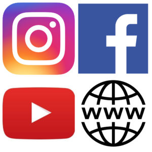Visit our Social Media Pages