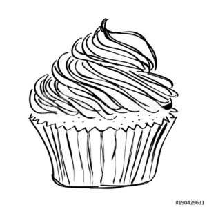 Cupcake of the Month